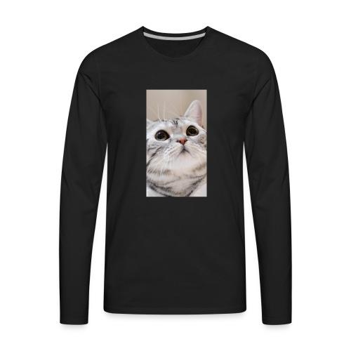 7E35D856 68EB 4BCE AF68 B78A7003366F - Men's Premium Long Sleeve T-Shirt