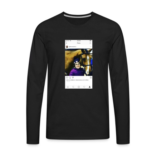 30E3CAED 8392 4E68 AB40 C395A9BACF5E - Men's Premium Long Sleeve T-Shirt
