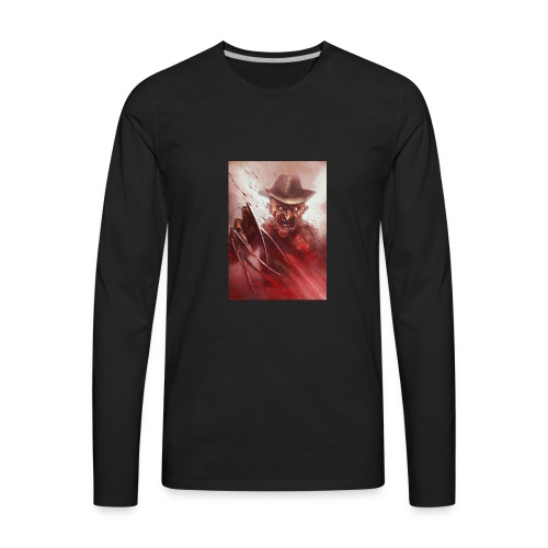 Freddy - Men's Premium Long Sleeve T-Shirt