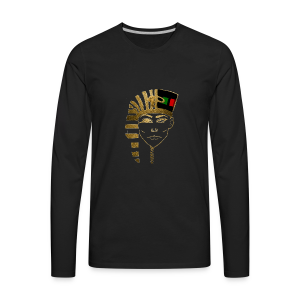 Young Pharaoh Foundation - Men's Premium Long Sleeve T-Shirt