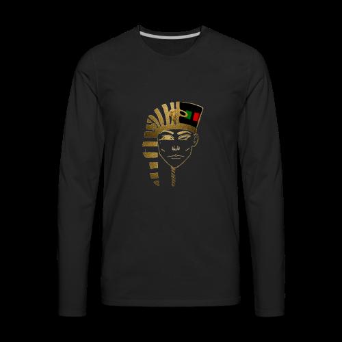 Young Pharaoh Foundation - Men's Premium Long Sleeve T-Shirt