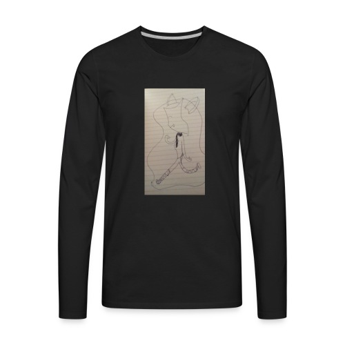 IMG 20180114 2145380 rewind - Men's Premium Long Sleeve T-Shirt
