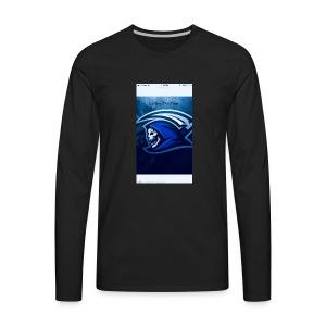Grim Reaper Hoodie - Men's Premium Long Sleeve T-Shirt