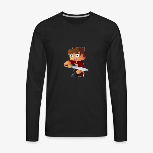 T-Shirt - Men's Premium Long Sleeve T-Shirt