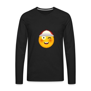 I am happy merch - Men's Premium Long Sleeve T-Shirt