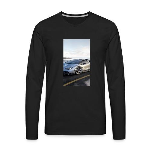 Lamborghini c32efff9 823c 3e73 bb00 cb3fad5454bd - Men's Premium Long Sleeve T-Shirt