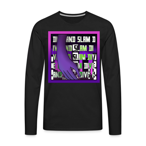 it'stimetomeetyourmaster - Men's Premium Long Sleeve T-Shirt