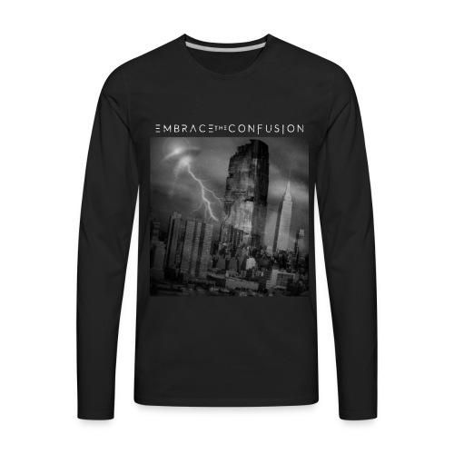 Embrace The UFO - Men's Premium Long Sleeve T-Shirt