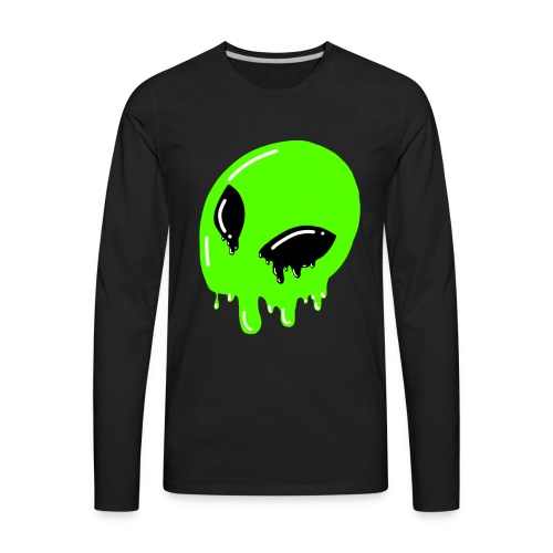 Too hot for ya? - Men's Premium Long Sleeve T-Shirt