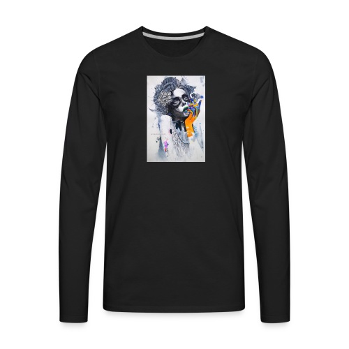 Minjae Lee - Men's Premium Long Sleeve T-Shirt