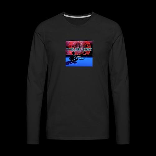 Timeless Storm - Men's Premium Long Sleeve T-Shirt