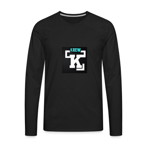 Krew T-Shirt - Men's Premium Long Sleeve T-Shirt
