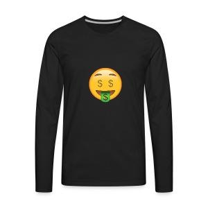 god merch - Men's Premium Long Sleeve T-Shirt