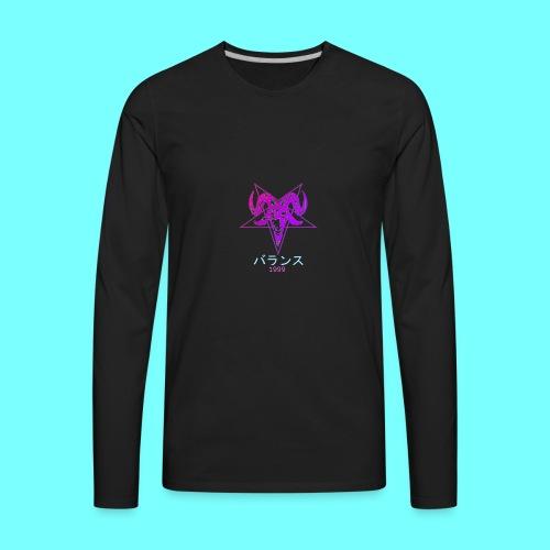 baphomet 1999 - Men's Premium Long Sleeve T-Shirt