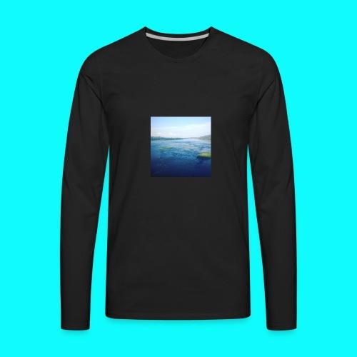 Island - Men's Premium Long Sleeve T-Shirt