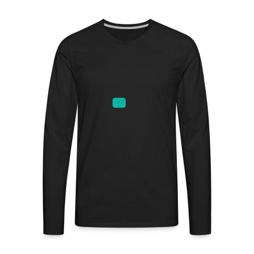 Slice Rebel - Men's Premium Long Sleeve T-Shirt