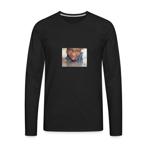 NattyB Merchandise - Men's Premium Long Sleeve T-Shirt