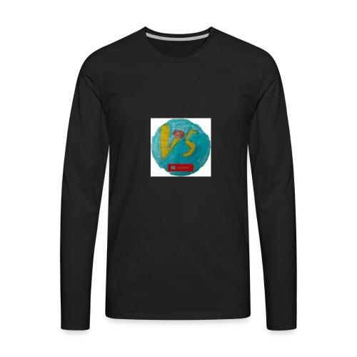 My first murch aka secret - Men's Premium Long Sleeve T-Shirt