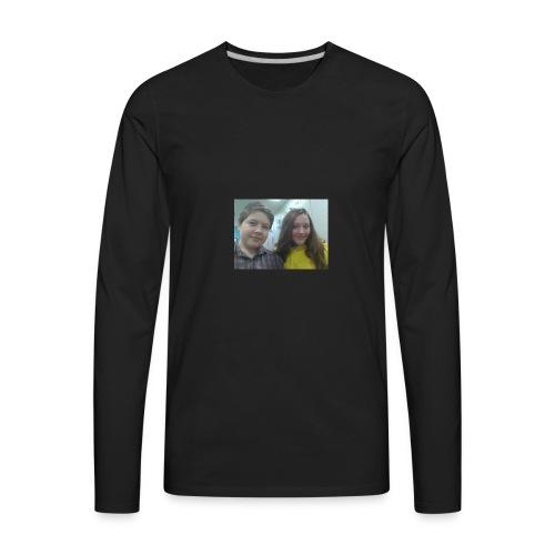 CASYY AND DYLAN - Men's Premium Long Sleeve T-Shirt