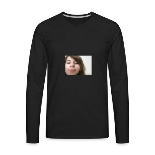 WIN 20180214 08 13 27 Pro - Men's Premium Long Sleeve T-Shirt