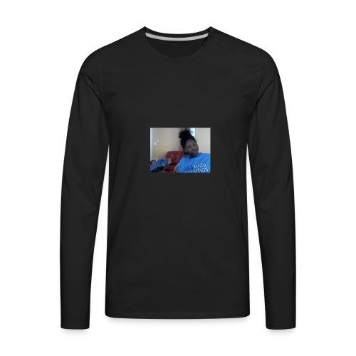 stop lying - Men's Premium Long Sleeve T-Shirt