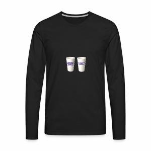 Team Lean Collection FueGO - Men's Premium Long Sleeve T-Shirt