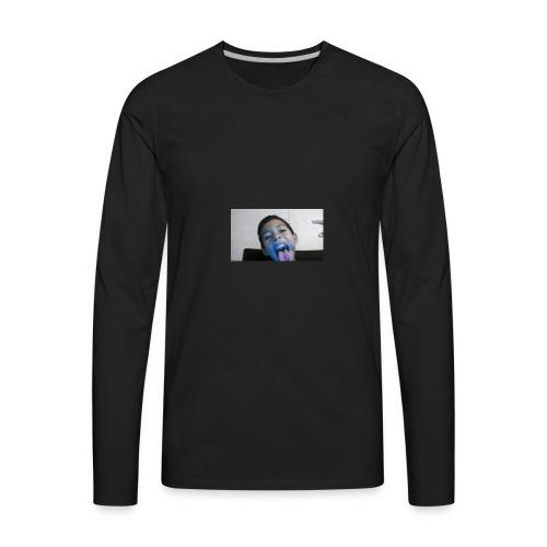 allen sirt - Men's Premium Long Sleeve T-Shirt