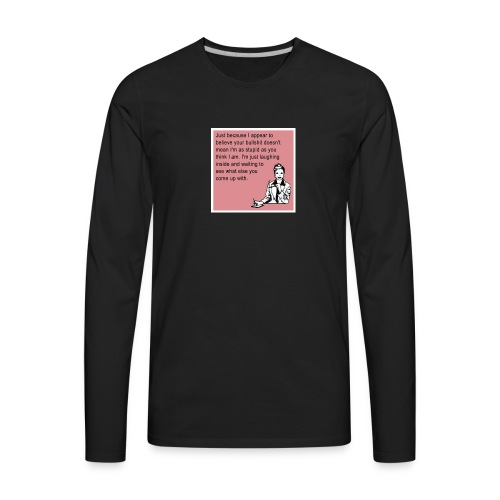 Jeaneille 11 - Men's Premium Long Sleeve T-Shirt