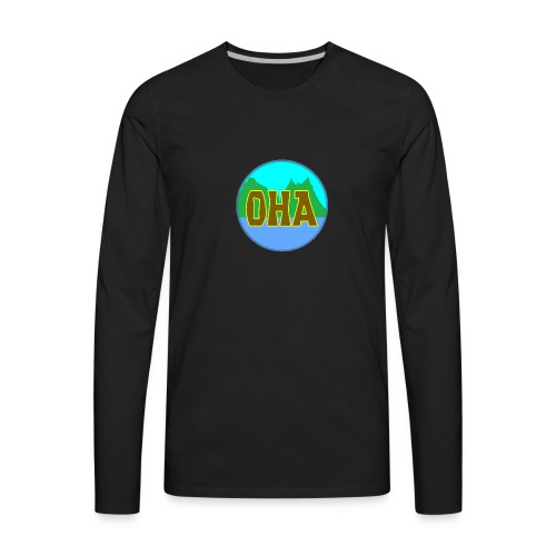 OHA - Men's Premium Long Sleeve T-Shirt