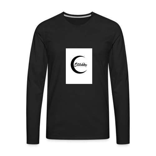 StitchMe - Men's Premium Long Sleeve T-Shirt