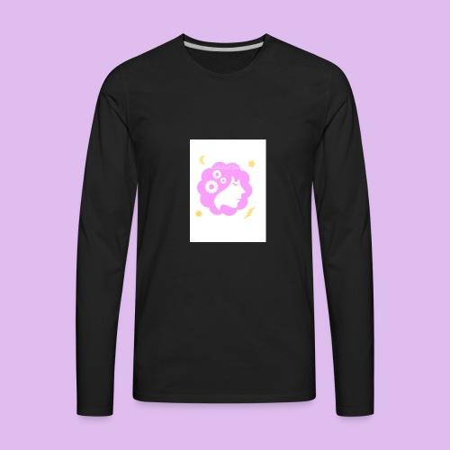 Celestial Girl - Men's Premium Long Sleeve T-Shirt