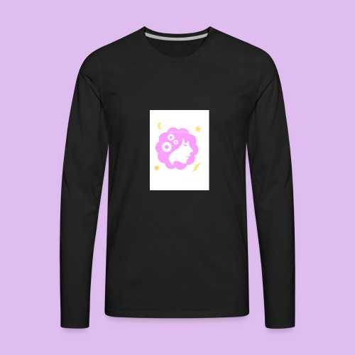 Celestial Girl - Men's Premium Long Sleeve T-Shirt