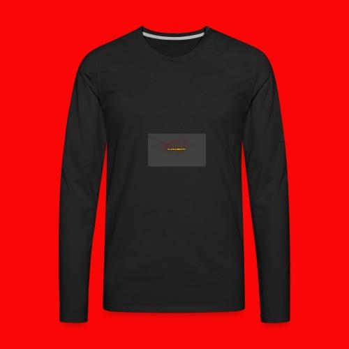 BladeSwinger TV Men - Men's Premium Long Sleeve T-Shirt