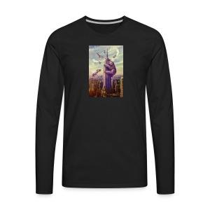 Team NukeArmy - Men's Premium Long Sleeve T-Shirt