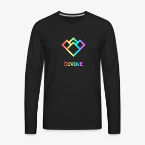 DIVINE Design - Men's Premium Long Sleeve T-Shirt