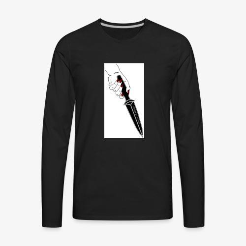 Cut iy - Men's Premium Long Sleeve T-Shirt