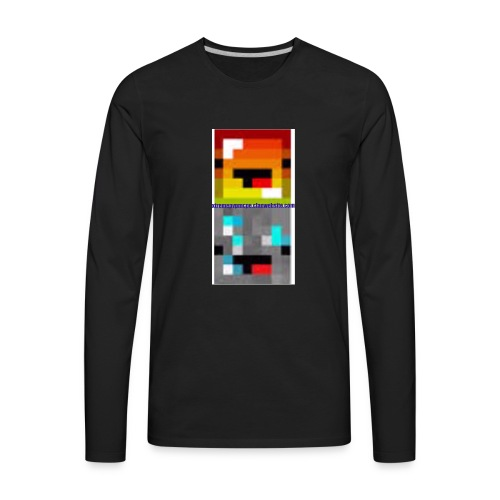 XTremePvP - Men's Premium Long Sleeve T-Shirt