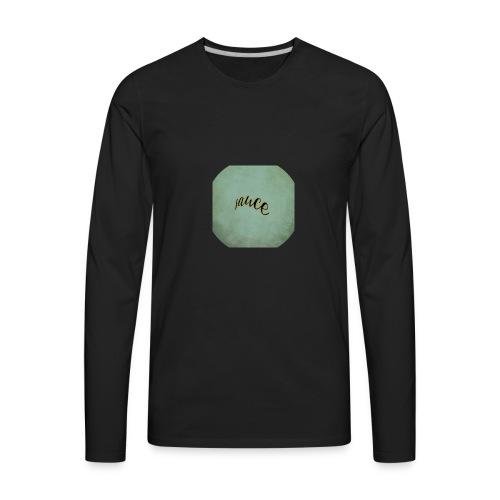 Sauce - Men's Premium Long Sleeve T-Shirt