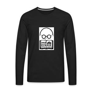 Learn it! Love it! Share it! - Men's Premium Long Sleeve T-Shirt