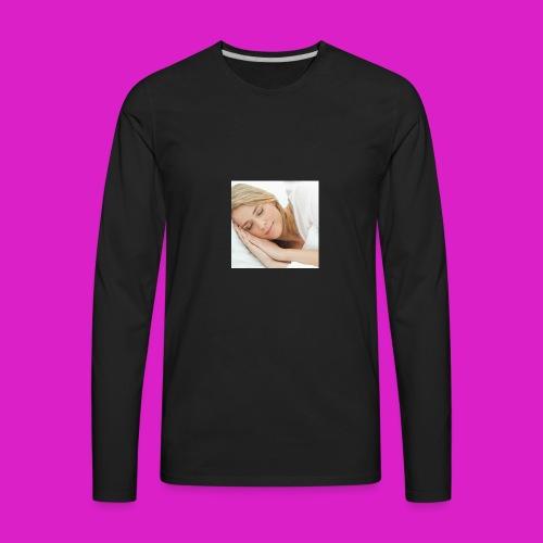 Sleep tight - Men's Premium Long Sleeve T-Shirt