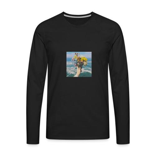 Bouquet - Men's Premium Long Sleeve T-Shirt