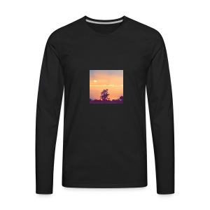Sky cool - Men's Premium Long Sleeve T-Shirt