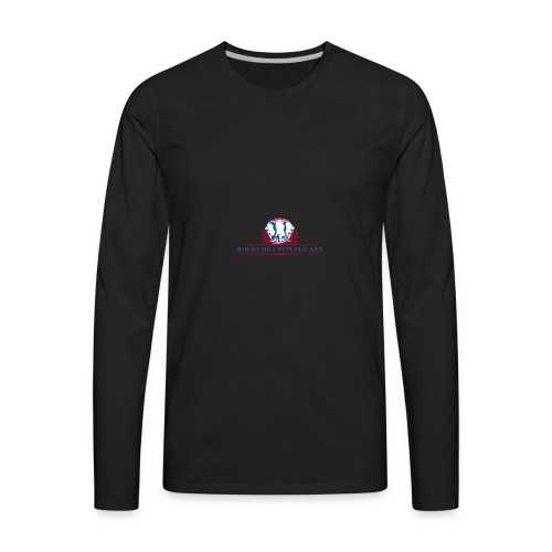 RH REPUBLICANS - Men's Premium Long Sleeve T-Shirt