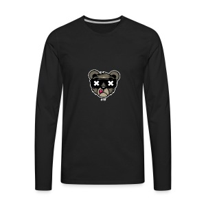 Official Heaveroo Bear - Men's Premium Long Sleeve T-Shirt