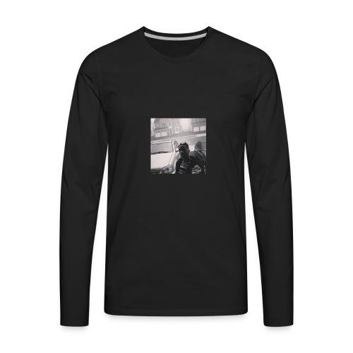 Photo Merchandise - Men's Premium Long Sleeve T-Shirt
