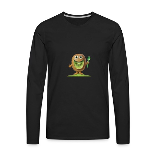 my channel logo - Men's Premium Long Sleeve T-Shirt