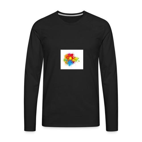 chad pride merch - Men's Premium Long Sleeve T-Shirt