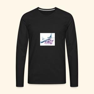 Sky Ware - Men's Premium Long Sleeve T-Shirt