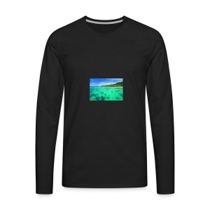 303952037bk - Men's Premium Long Sleeve T-Shirt
