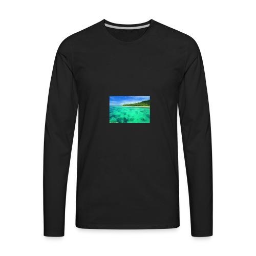 303952037bk - Men's Premium Long Sleeve T-Shirt